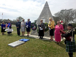 Group places new marker